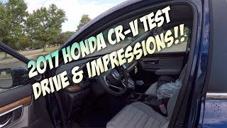 Download 2017 Honda CR-V Test Drive & Opinion!! Video