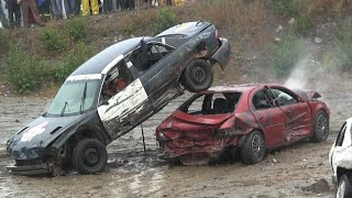 Download 2014 Musgrave Harbour Demolition Derby - Small Car Heat Video