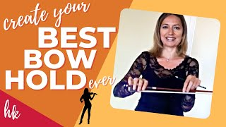 Download 4 TIPS FOR YOUR BEST VIOLIN BOW HOLD EVER! Video