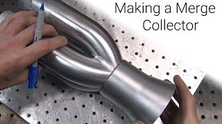 Download TIG Welding Aluminum Fabrication - Making a merge collector Video