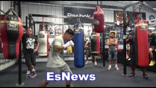 Download Mikey Garcia On His Way To NY To Face Adrien Broner THIS SAT NIGHT EsNews Boxing Video