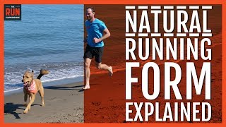 Download Natural Running Form Explained Video