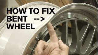 Download How to Properly Repair a Bent Wheel Video