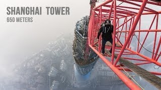 Download Shanghai Tower (650 meters) Video