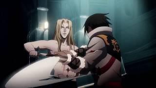 Download castlevania-[AMV]- Alucard vs Trevor Video