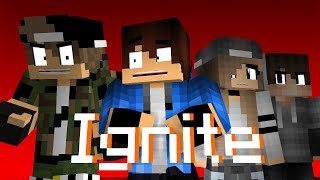 Download Ignite ( Spectre 2 ) - Alan Walker & K-391 (A Minecraft Bully Story Music Video) Video