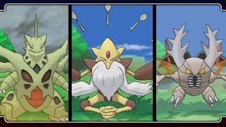 Download Pokemon X and Y: All Mega Evolutions! Video