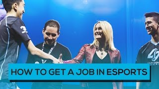 Download How to Get a Job in E-Sports (from an E-Sports CEO) Video