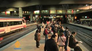 Download Spain marks 10th anniversary of Madrid train bombings Video