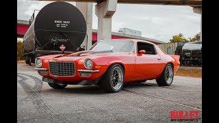 Download 1970 Chevrolet Camaro Pro-Touring 550+ HP! [4k] Video