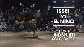 Download Issei vs El Nino [final] // .stance x UDEFtour.org // Freestyle Session 2016 World Final Video