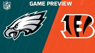 Download Eagles vs. Bengals (Week 13 Preview) | Move the Sticks on NFL Now | NFL Video