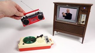 Download Mini Retro Electronics from Japan Video