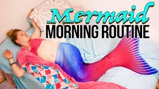 Download Mermaid Morning Routine | BlueEyedJackson Video