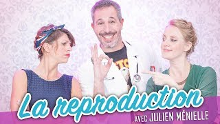 Download La Reproduction (feat. JULIEN MENIELLE) - Parlons peu Mais Parlons Video