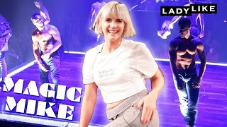 Download Devin Learns To Dance Like Magic Mike In A Day • Ladylike Video