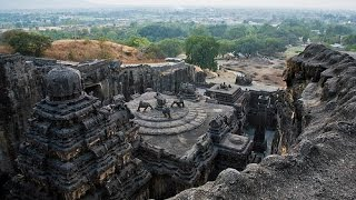Download Le temple de Kailasa et les grottes de Ellora - Mystères de l'Inde. Ep.07 Video