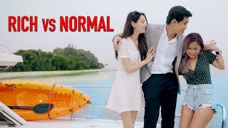 Download Rich People VS Normal People Video