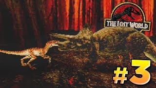 Download The Mighty Raptor! - The Lost World PS1 | FaceCam Sunday Video