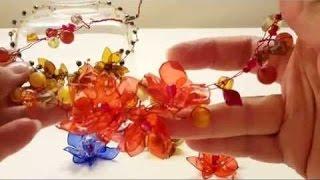 Download ЦВЕТЫ ИЗ ПЛАСТИКОВЫХ БУТЫЛОК. Мастер-класс, по вашей просьбе .Flowers from plastic bottles..从塑料瓶花 Video