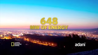 Download National Geographic Megastructures featuring Adani's Solar Power Plant. Video