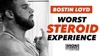 Download Interview: Bostin Loyd Reveals His Worst Steroid Experience | Iron Cinema Video