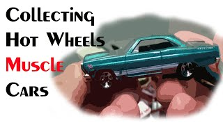 Download Collecting Hot Wheels Muscle Cars Video