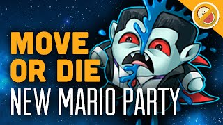 Download THE NEW MARIO PARTY | Move or Die w/ Friends Gameplay #2 (Funny Moments) Video