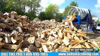 Download 8000 Series Circular Saw Firewood Processor Video