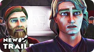 Download Star Wars: The Clone Wars Trailer (2018) SDCC 2018 Video