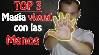 Download Aprende Cómo Hacer 3 Ilusiones Ópticas con las Manos Video
