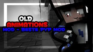 Download OLDANIMATIONS die BESTE Minecraft PVP MOD + Unsere Meinung zu Target - lumiz Video