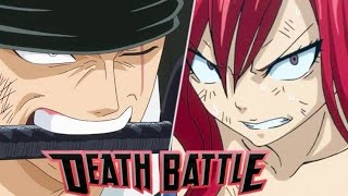 Download Erza Vs Zoro Death Battle Reaction - The Death of Friendship! Video