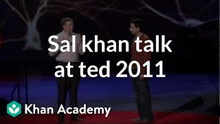 Download Salman Khan TED Talk 2011 (from ted) Video
