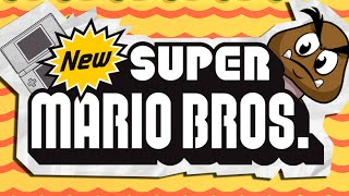 Download New Super Mario Bros - The Lonely Goomba Video