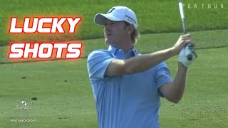 Download Luckiest Shots in Golf History (1 in a Million) Video