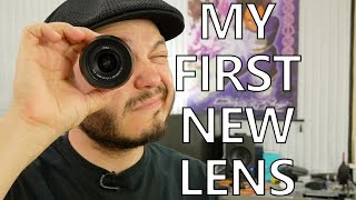 Download My first lens for the Panasonic G85? Lumix 15mm f/1.7 Review! Video