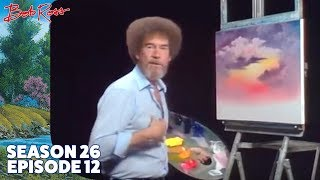 Download Bob Ross - Sunset Aglow (Season 26 Episode 12) Video