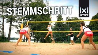 Download Beachvolleyball-Training: Die richtige Fußarbeit im Sand Video