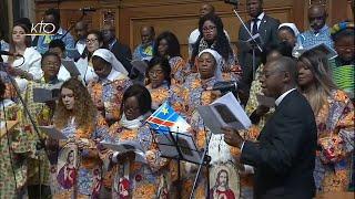 Download Messe pour la communauté congolaise Video
