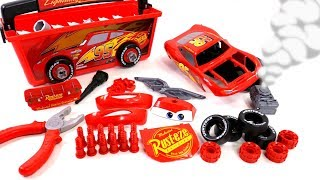 Download McQueen Assembly Disney Cars3 toy Movie for Kids - Build and Play Toys for Children Video