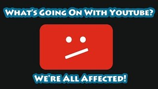Download What's Going On With Youtube? Spread The Word And Get Their Attention! Video