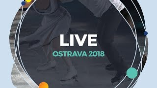 Download LIVE 🔴 | Ice Dance Free Dance | Ostrava 2018 Video