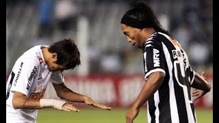Download Neymar vs Ronaldinho Video