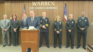 Download DOJ: Warren Police Department making strides to fix use-of-force issues Video