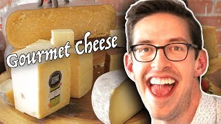 Download Keith Eats $500 Of Gourmet Cheese Video
