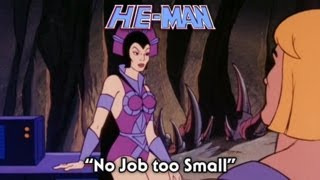 Download He Man - No Job too Small - FULL episode Video