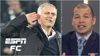 Download Jose Mourinho should stop being a club manager, take over a national team - Ale Moreno | ESPN FC Video