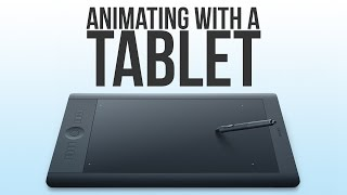 Download Switching to a Wacom Tablet for 3D Animation: Why and How Video