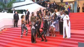 Download Festival de Cannes: ″Noires n'est pas leur métier″ Video